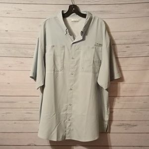 Columbia Men's Tamiami II Fishing Shirt PFG XXL